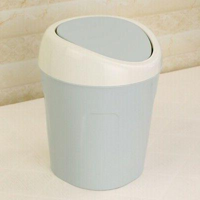 US Waste Bin Basket Table Home Trash
