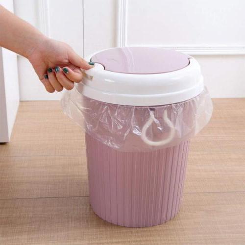 US Portable Can Bin Home Bathroom Kitchen Basket