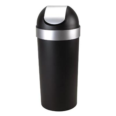 Umbra Venti 16-Gallon Swing Top Kitchen Trash Can – Large,