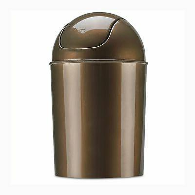 Waste Can 1/2 Gallon Lid Bronze
