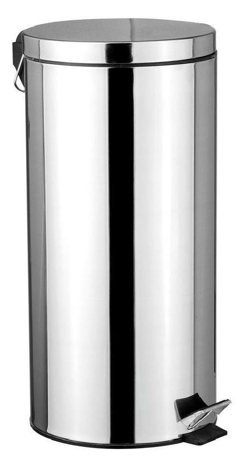 wb00083 waste basket stainless steel