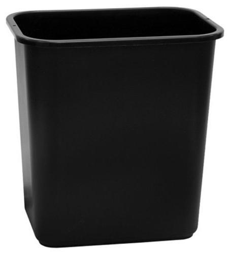 wb0057 black thirteen quart rectangular