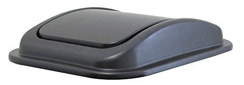 wb0223 swing wastebasket lid