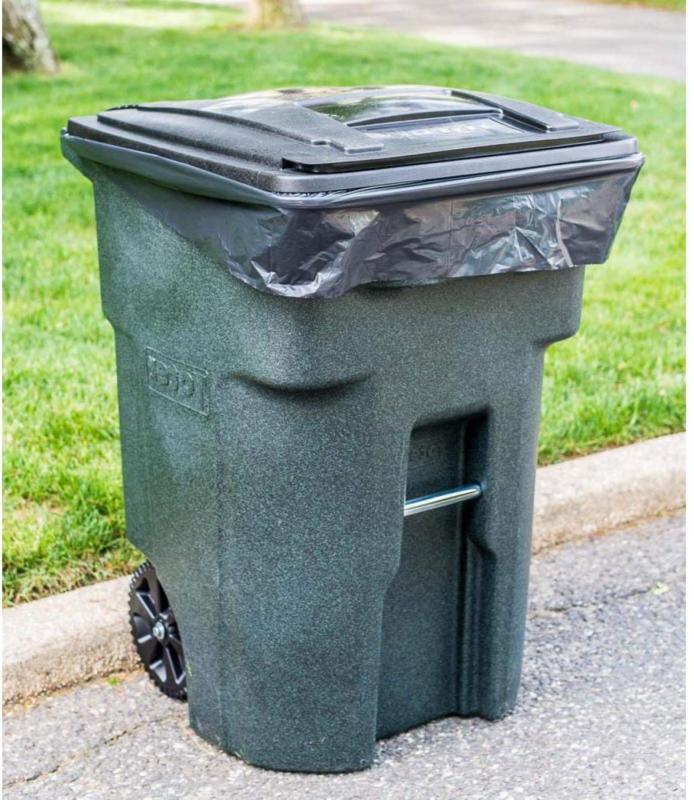 WHEELED Garbage Bin 25