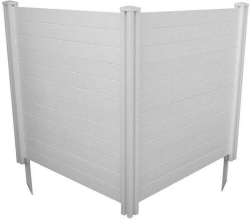 yard privacy screens enclosure backyard