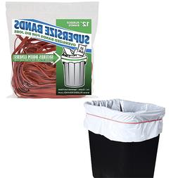Large Rubber Bands For Garbage Cans Trash Bins Gripper Elast
