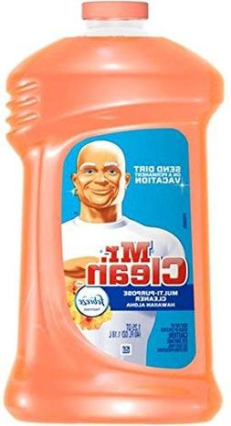 Mr. Clean Liquid All Purpose Cleaner with Febreze Hawaiian A
