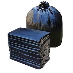 LOT 1000 Large 55 Gallon Commercial Trash Can Bags Heavy Gar