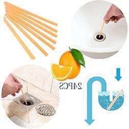 Magic Clean Sticks 24pcs/Set Keeps Drains &Pipes Clear Profe