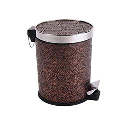 Trash Cans Meters European style foot-style large with lid h