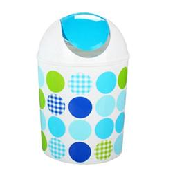 George Jimmy Mini Shake Cover Table Home/Office Trash Can Cu