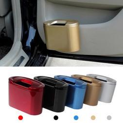 Mini Square Car Trash Bin Rubbish For Car Office Home trash