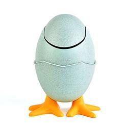 Clumsy Bird Mini Straw Kitchen Egg Shaped Kitchen Office Bat