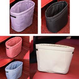 Multi-color Hanging Car Trash Bag Can Premium Waterproof Lit