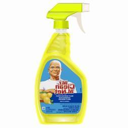 Mr. Clean Multipurpose Cleaning Solution, Lemon Scent, 32 oz