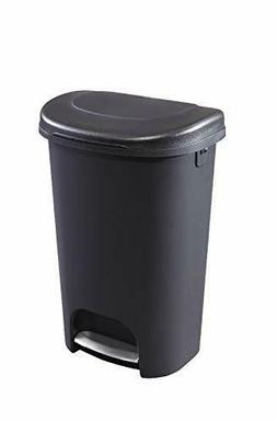 new 2019 version step on lid trash