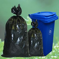 New 80 Large 33 Gallon Commercial Trash Can Bags Heavy Garba
