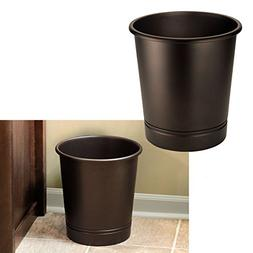 New York Bathroom Waste Basket Trash Can Bath Sink Accessori