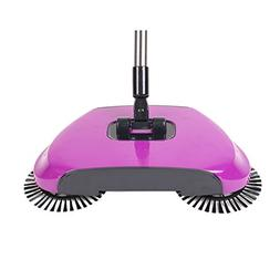 NHSURAY Automatic Hand Push Sweeper Broom Household Cleaning