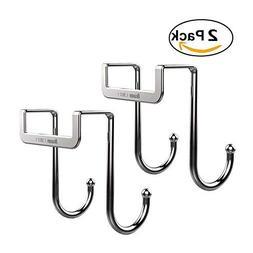 HJKK Over the Door Hook,Cabinet Hooks,304 Stainles Steel Met