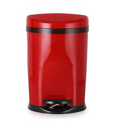 Trash Can Plastic Round Kitchen Step, Ashbin/rubbish Bin Ant
