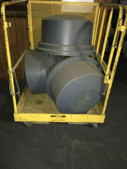 Plastic Trash Can 32 Gallon Garbage Commercial Duty