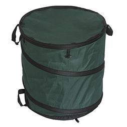 Mokylor 23 Gallon Pop Up Garden Waste Bag, Camping Trash Gar