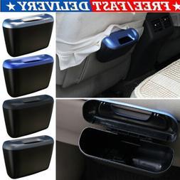 Portable Auto Car Trash can Garbage Bin Bag Organizer for Ve