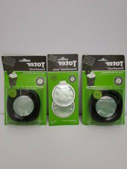 Toter Power Fresh Trash Can Odor Eliminator Set of 2