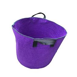 Cherlvy Purple Gardening Bags Can Be Used Repeatedly For Gar