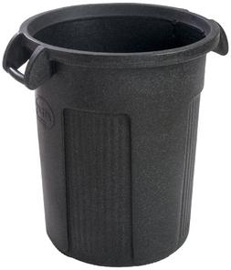 Toter RBR32-R1DGG Atlas Heavy Duty Round Trash Can, 32-Gallo