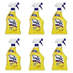 Lysol Ready-to-Use All-Purpose Cleaner, Lemon Breeze, 32oz S