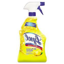 Ready-to-Use All-Purpose Cleaner, Lemon Breeze, 32oz Spray B