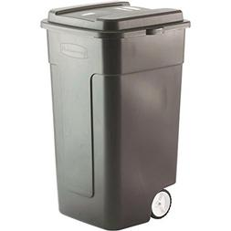 GT Recycle Bin Lid Wheels Garbage Can Trash Cart with Wheels