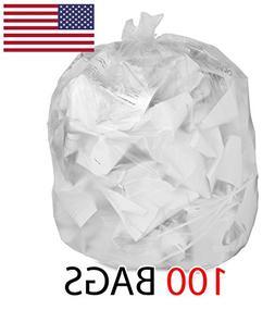 Ox Plastics 39 Gallon Recycle Trash Bags, 32 X 37, 1.5 mil S