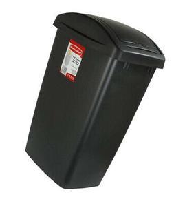 Rubbermaid Recycling Bin Garbage Box Trash Can Dirt Storage