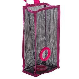 Reusable Mesh Hanging Storage Packing Pouch Bag Kitchen Garb