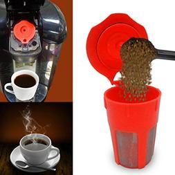 Reusable Replacement Coffee Filter For KEURIG 2.0-K200/K250/