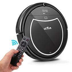 Robotic Vacuum Cleaner, Minsu 2000mAh Large Capacity Li-batt