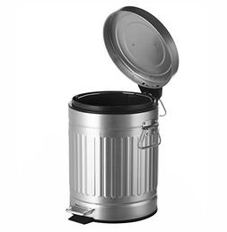 AMG and Enchante Accessories, Round Waste Bin, 5L Garbage Tr