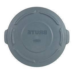 RUB261960GRA - Lid for Round Rubbermaid Brute Waste Containe