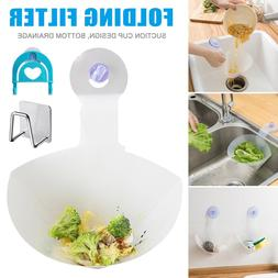 Self-Standing Drain Sink Leftover Classified Kitchen Drain <