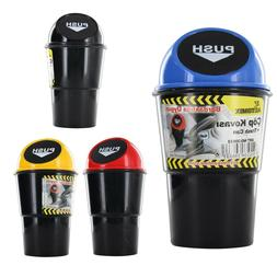 Set of 2X Car Trash Garbage Mini Can Holder Ashtray Case for