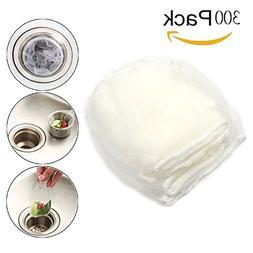 Pei Sink Strainer Disposable Mesh Filter Bag Rubbish Bag Gar