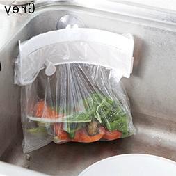 Provone Sink Waste Dispose Bag Garbage Bag Holder With 3 Suc