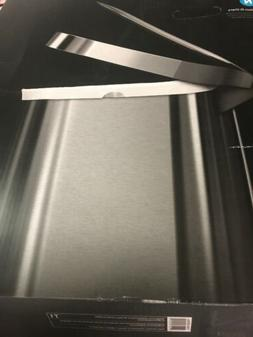 simplehuman Slim Step Can Brushed Stainless Steel, 45 Liter