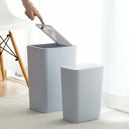 slim home trash can garbage rubbish bin