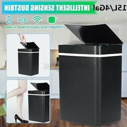 Smart Automatic Motion Sensor Trash Can Opener Lid Touchless