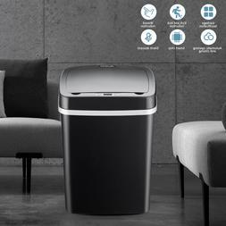 Smart Trash <font><b>Can</b></font> Wireless Sensor Automati