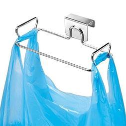 VAlink Stainless Steel Kitchen Garbage Bags Hanging Hook, Ca